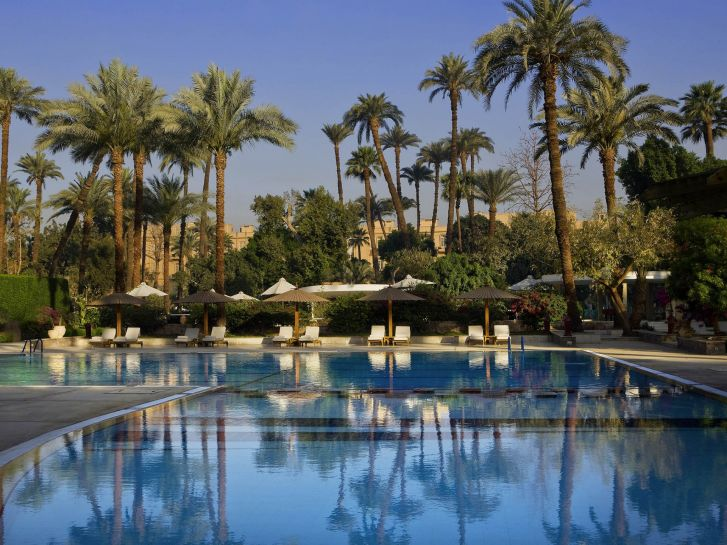 Pavillon Winter Luxor 5*